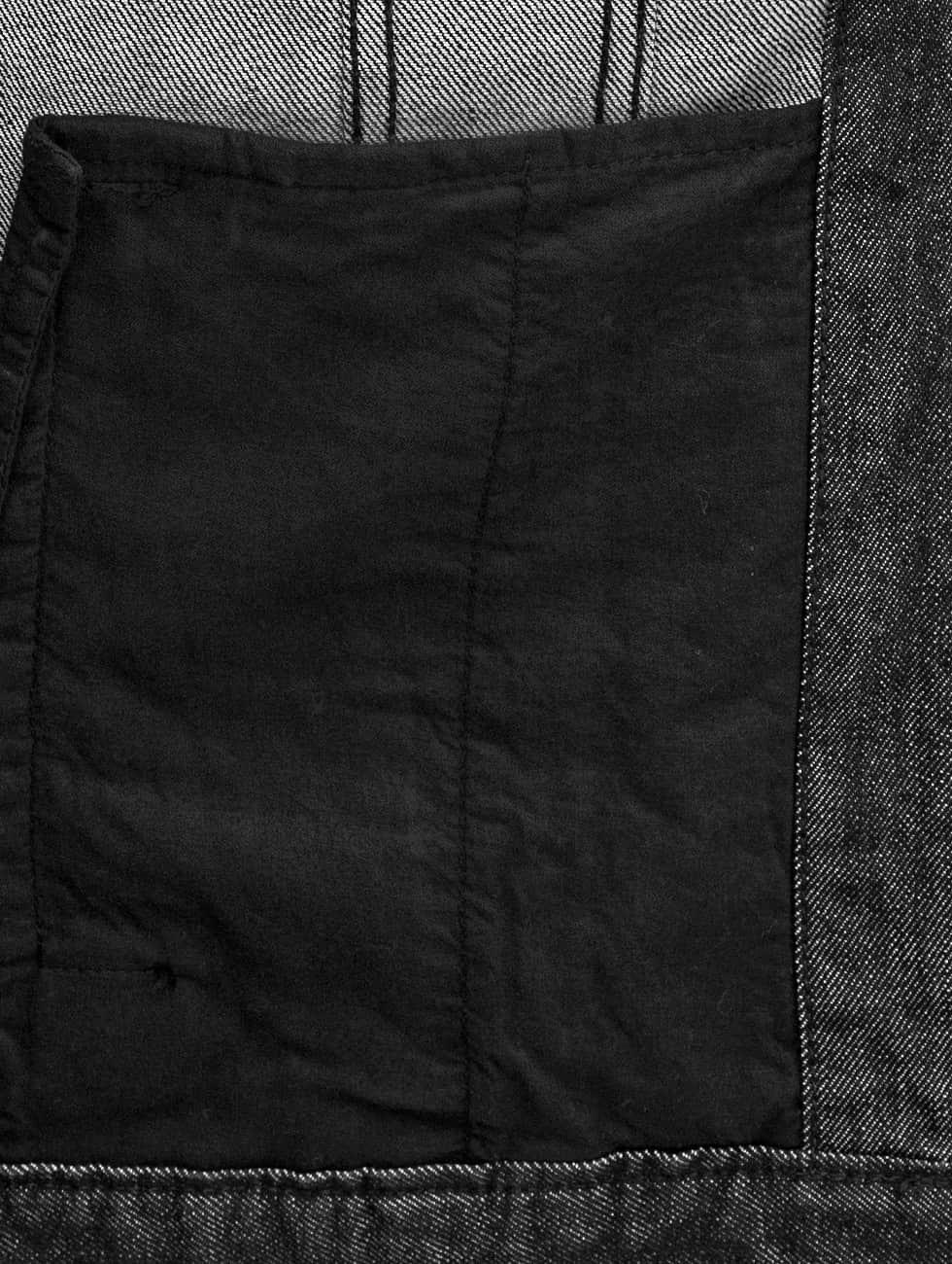 Solid Демисезонная куртка Rexford черный