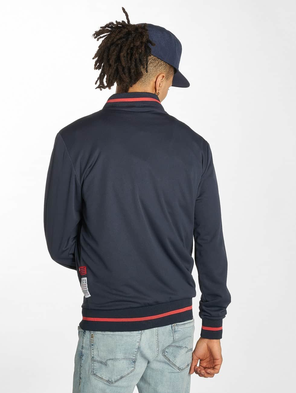 Starter College Jacket Jackson blue