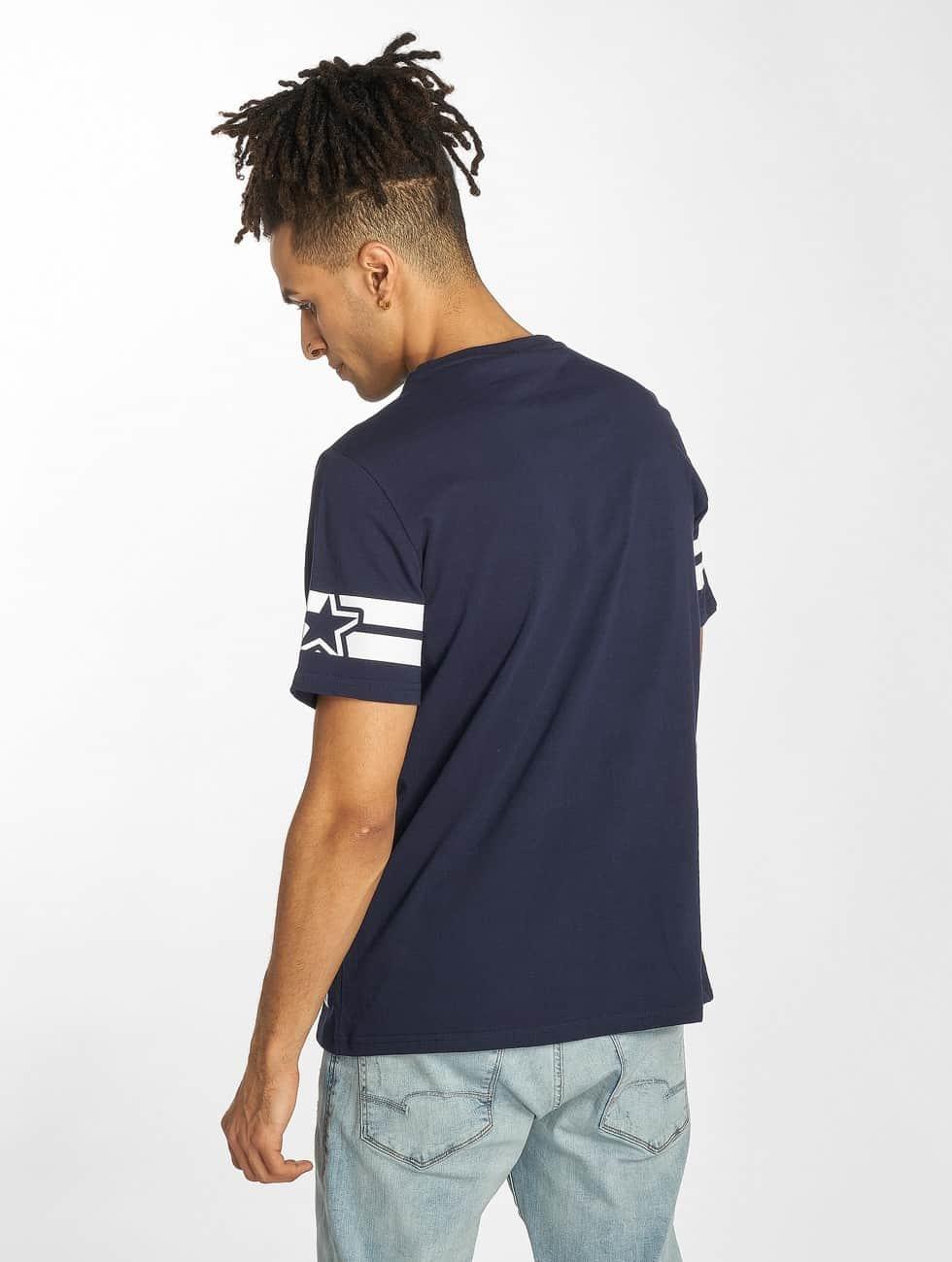 Starter T-Shirt Cracraft blue