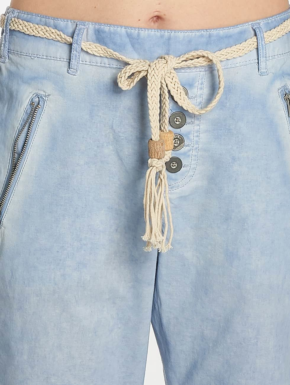 Sublevel Short Washed bleu