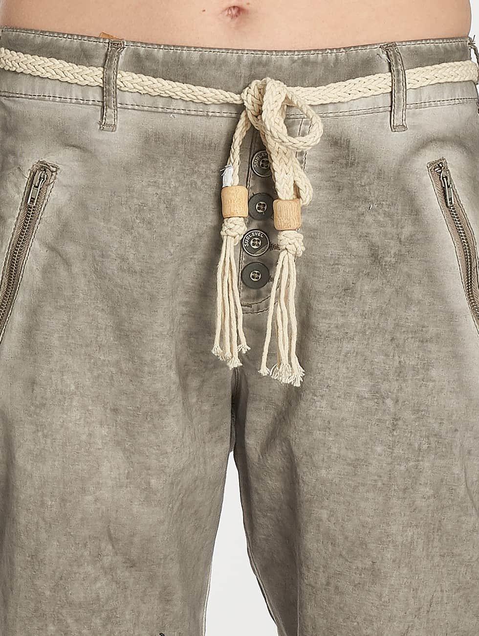 Sublevel Short Washed gris