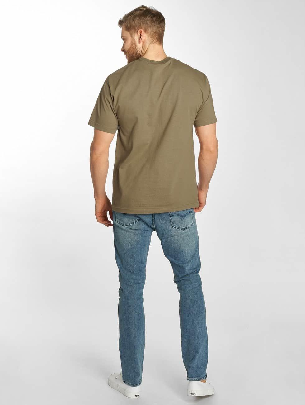 The Hundreds t-shirt Camo Bar bruin
