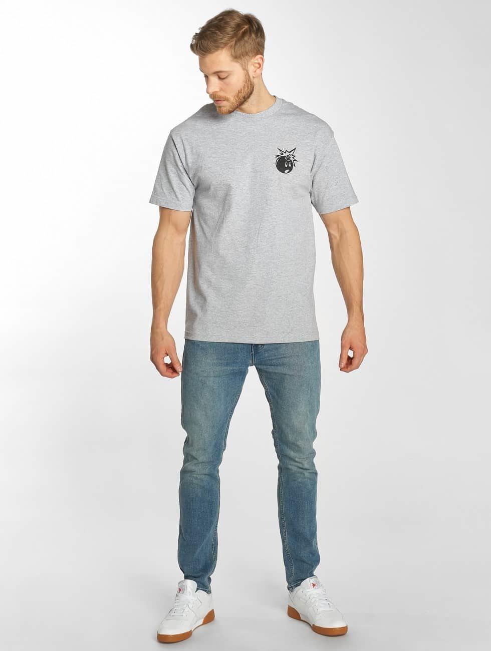 The Hundreds T-shirt Forever Simple Adam grå