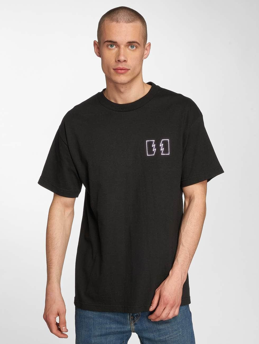The Hundreds T-Shirt Hello There noir