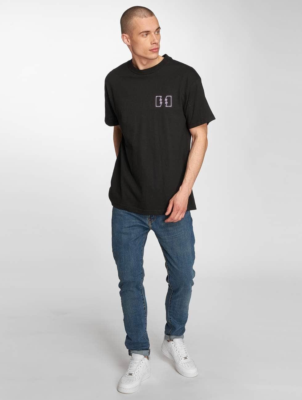 The Hundreds T-shirt Hello There svart