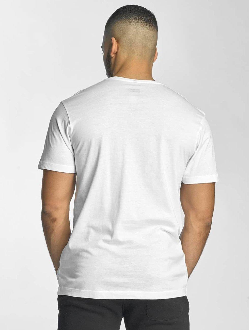 Thug Life Basic T-Shirt Street Boxing white