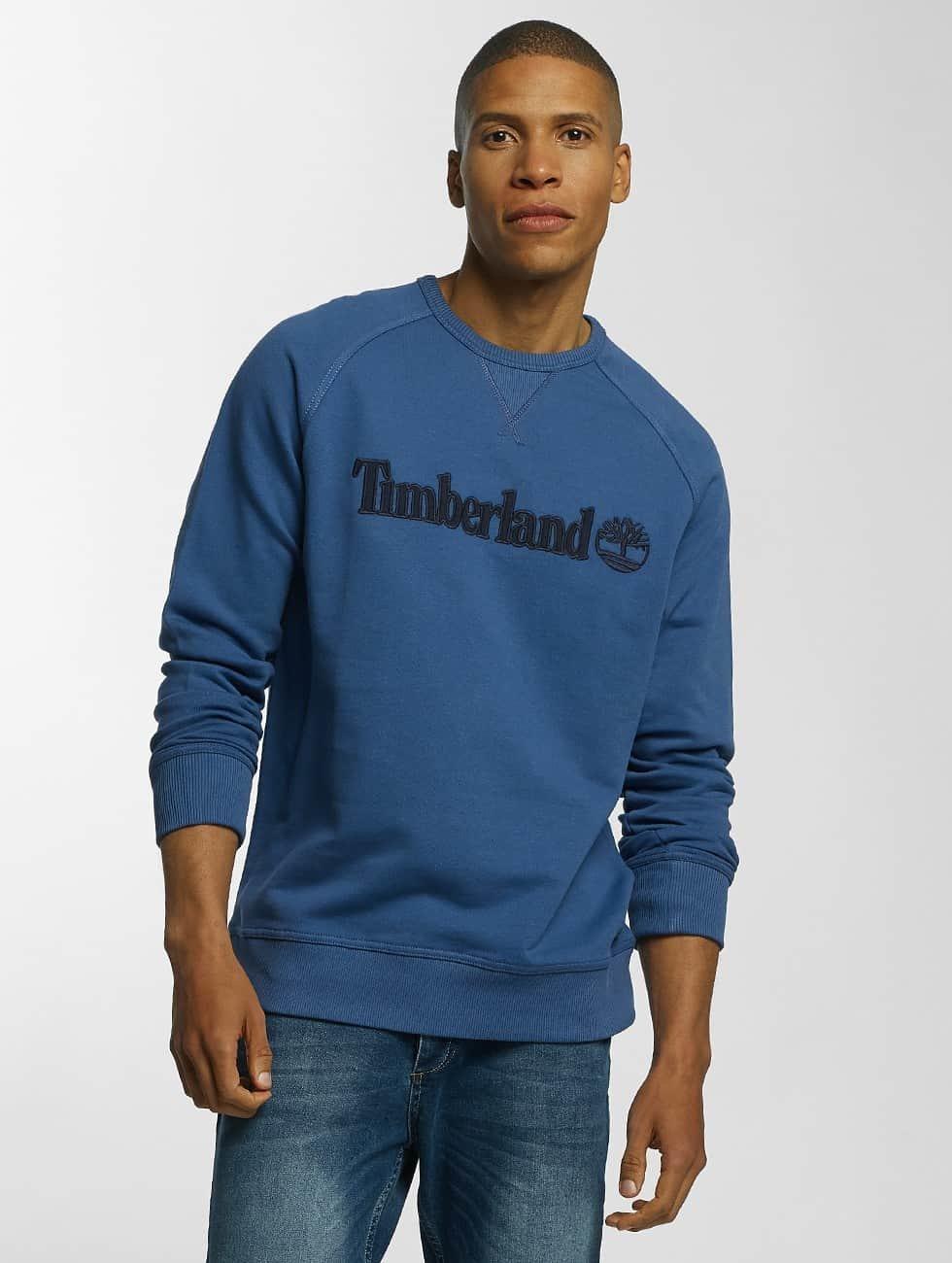 Timberland trui Westfield River New Logo blauw