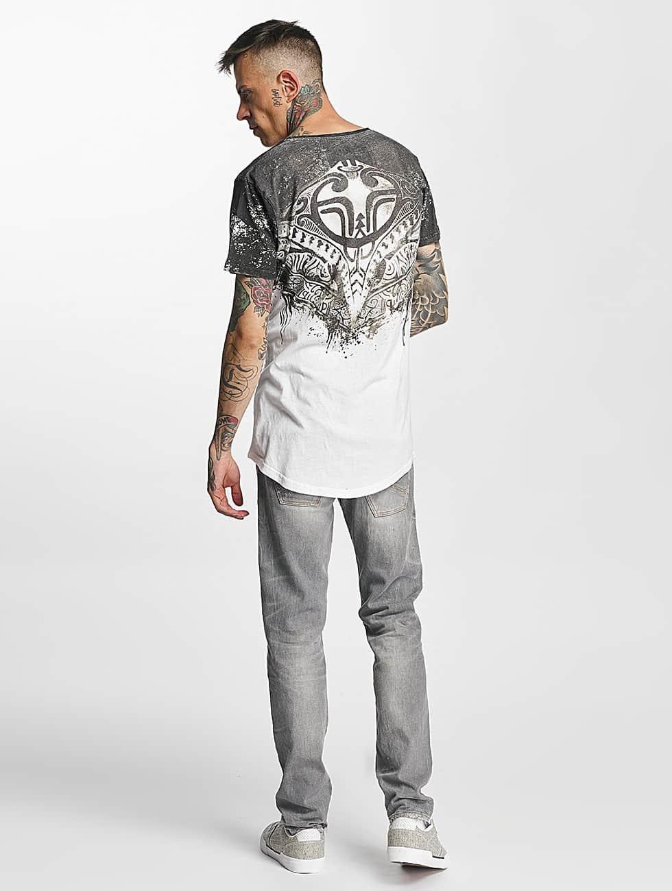 trueprodigy Camiseta Maya blanco