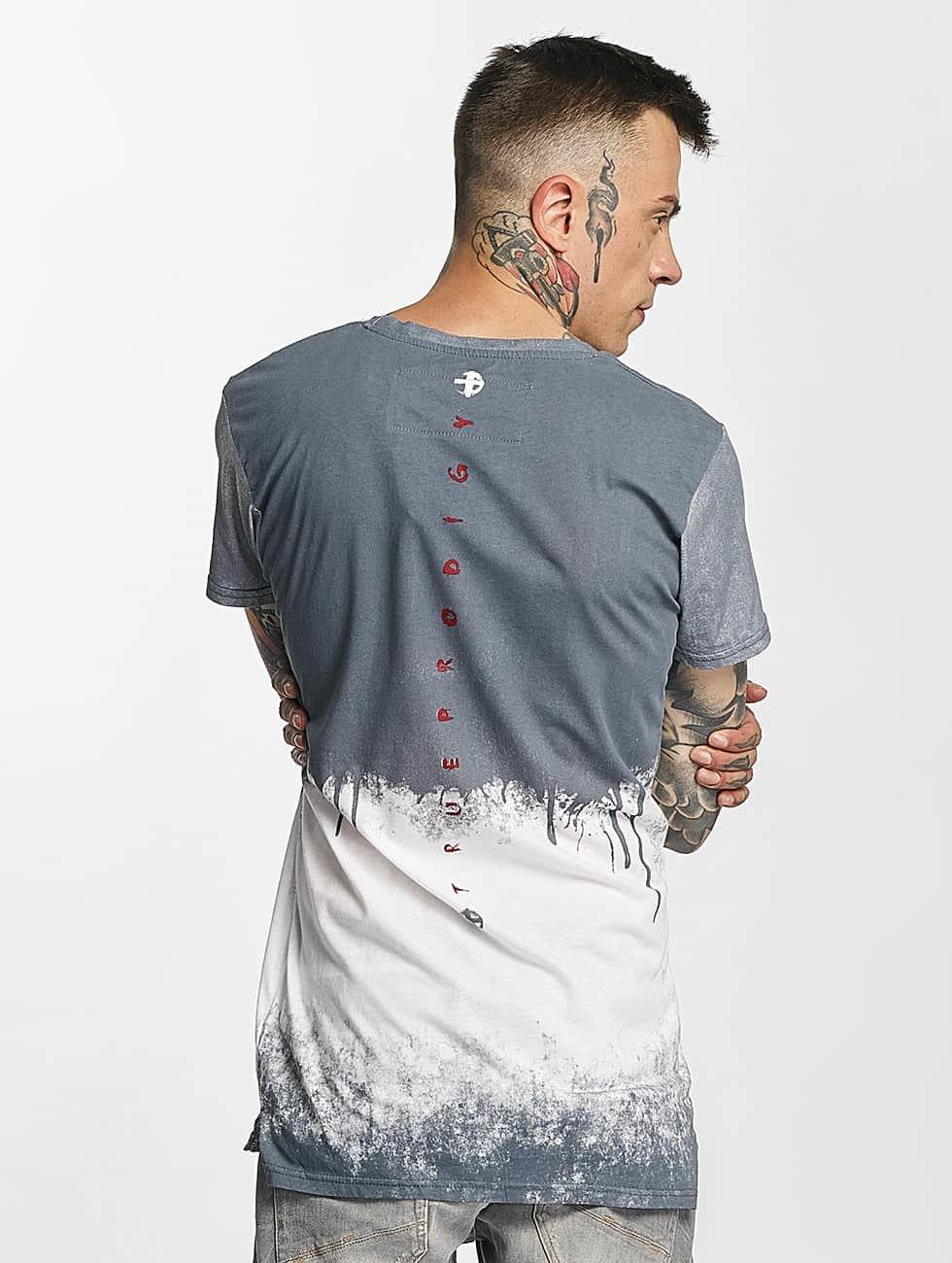 trueprodigy T-Shirt NYC grau