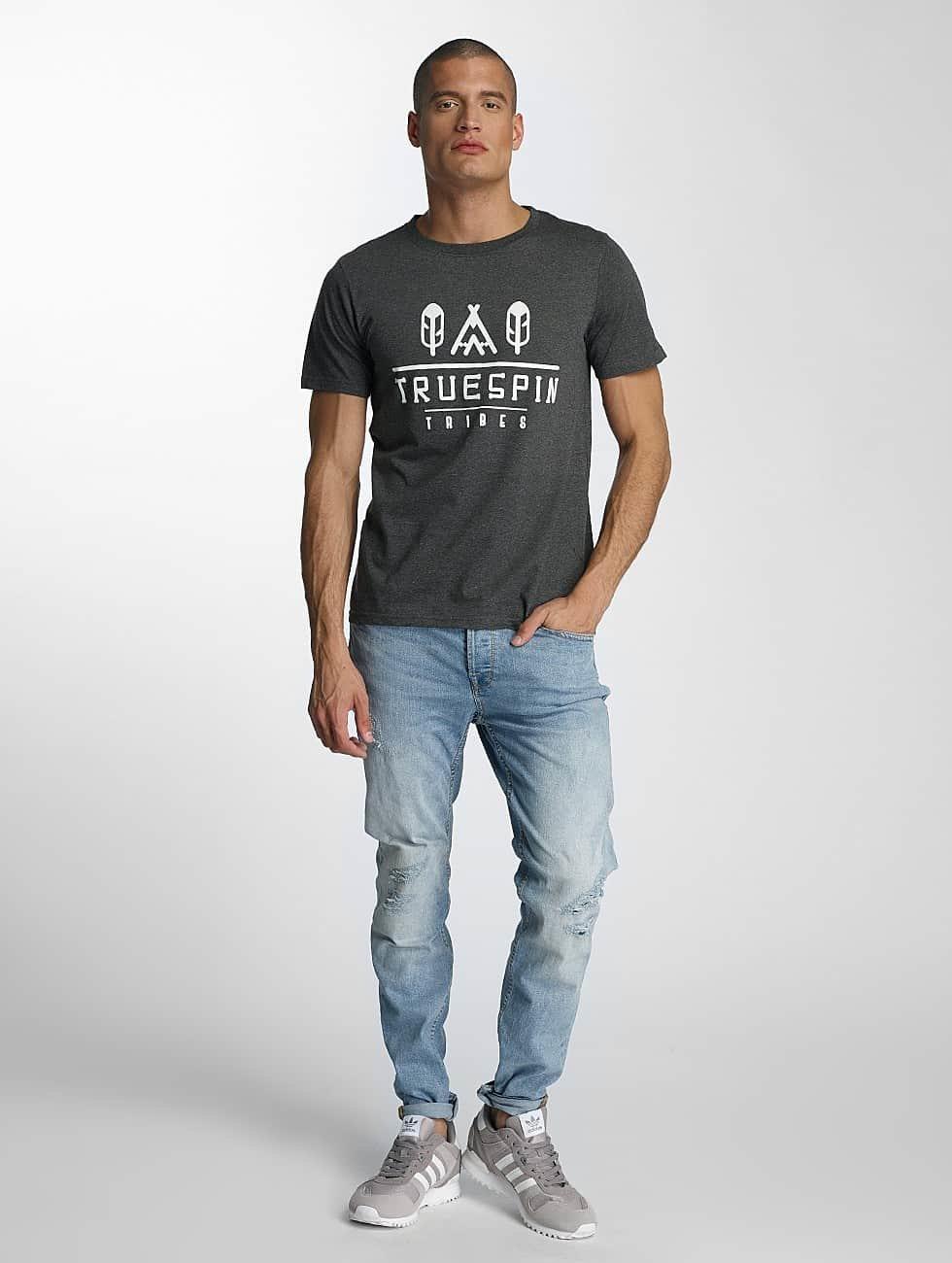 TrueSpin T-Shirt 8 gris