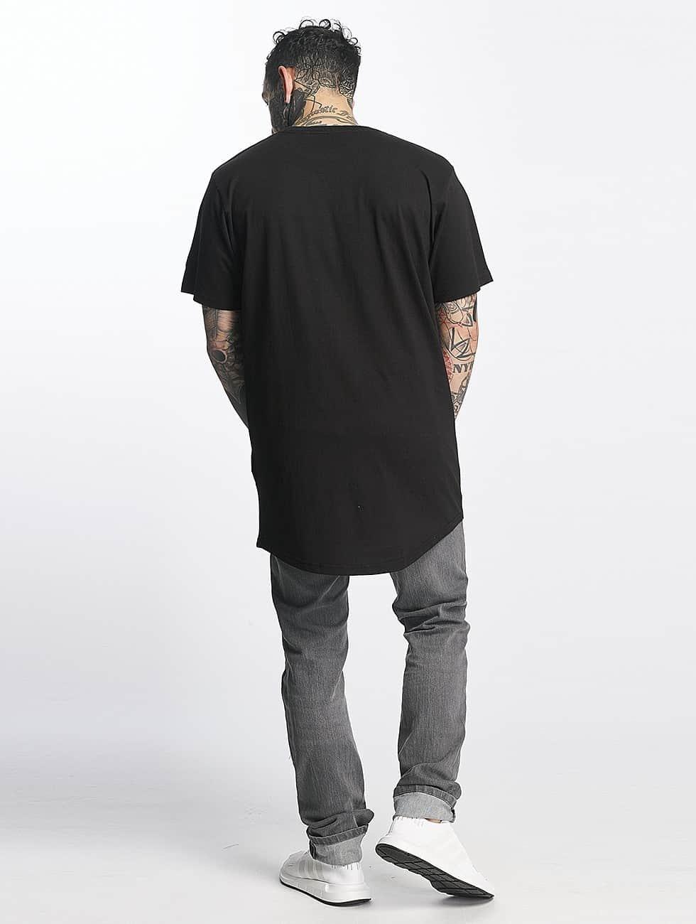 Tuffskull Camiseta Thunder negro
