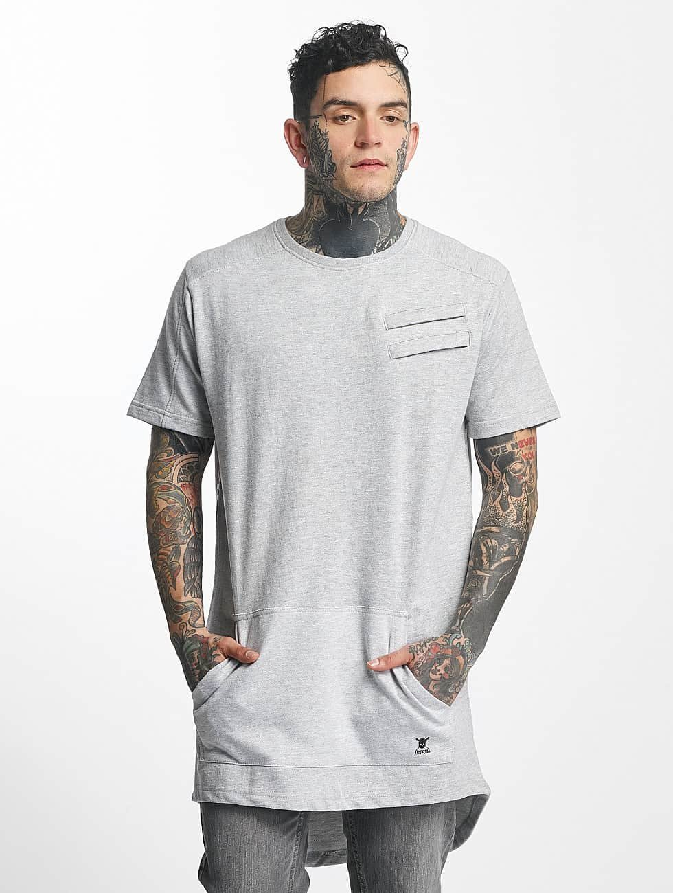 Tuffskull T-Shirt Heavy gris