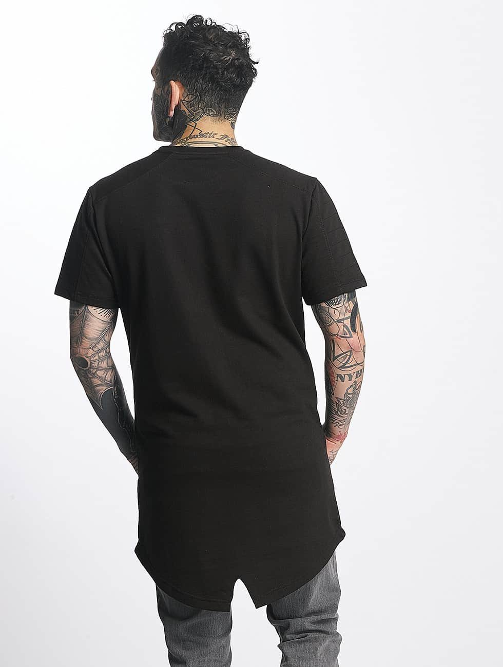 Tuffskull T-Shirty heavy czarny