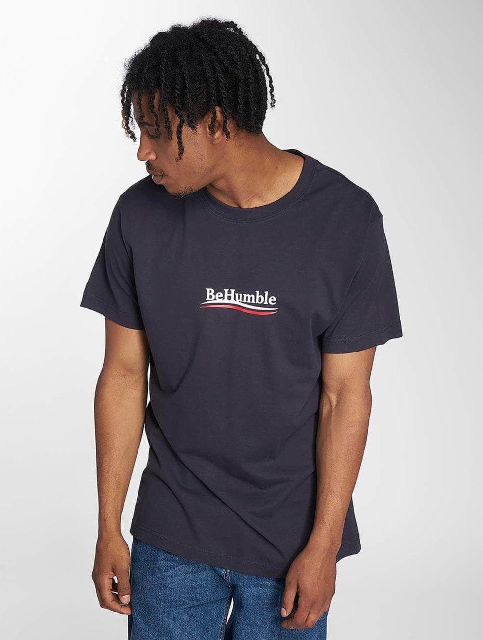 TurnUP Camiseta Humble azul