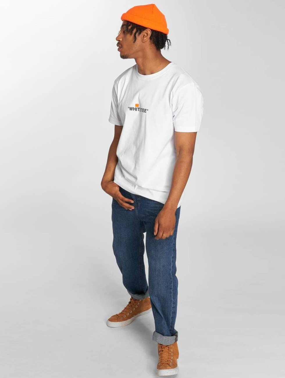 TurnUP T-Shirt White blanc