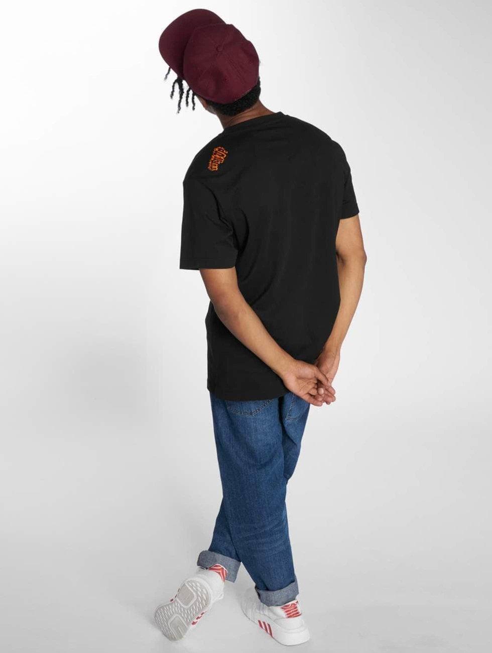 TurnUP T-Shirt  schwarz