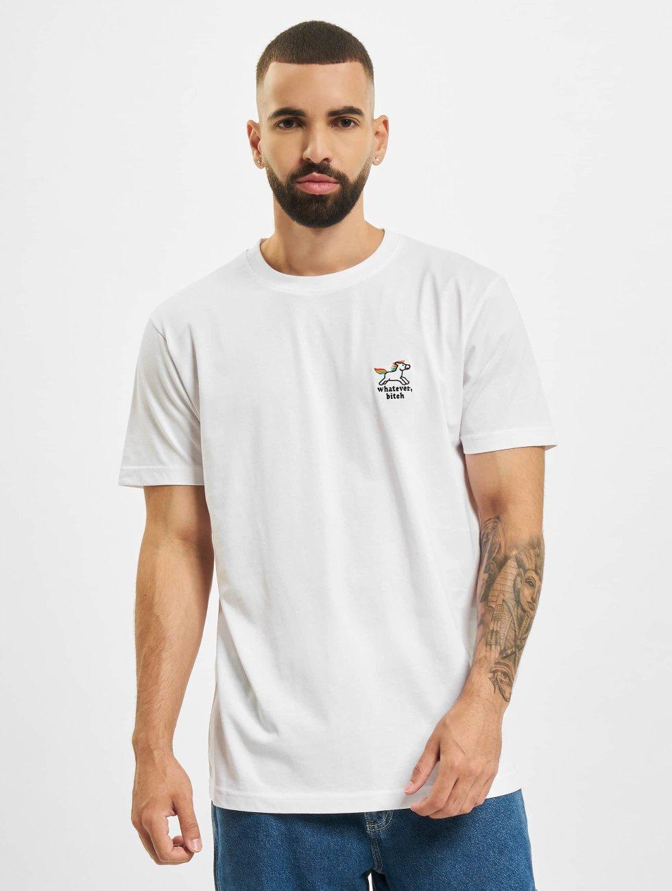 TurnUP T-Shirt Whatever weiß