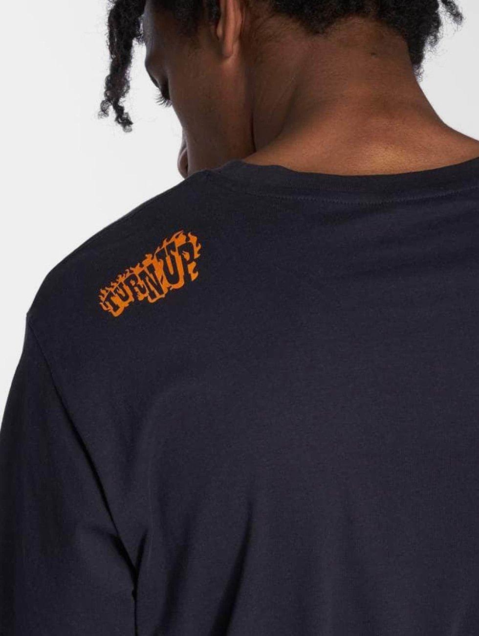 TurnUP T-Shirty Never niebieski