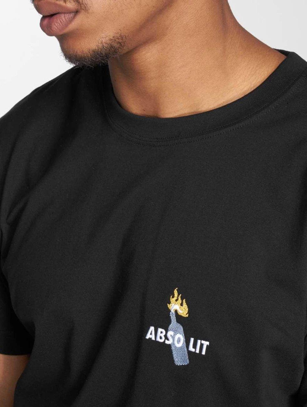 TurnUP T-skjorter  svart