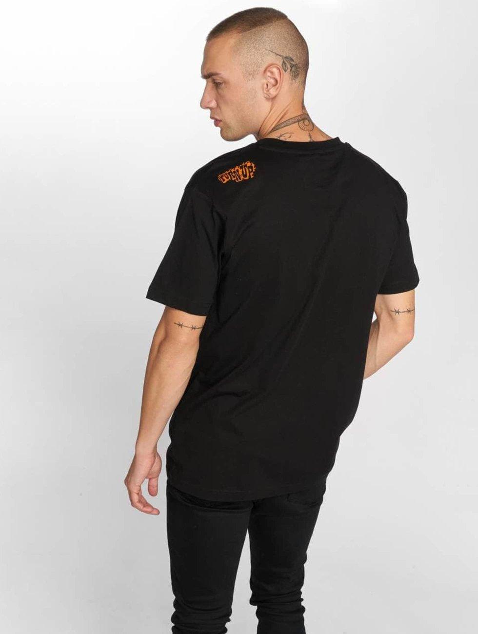 TurnUP T-skjorter F U svart