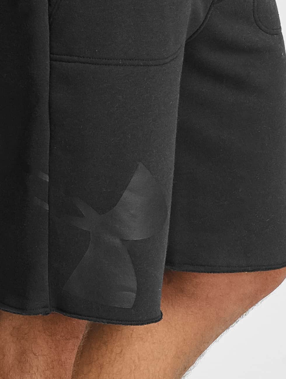 Under Armour Short Rival black