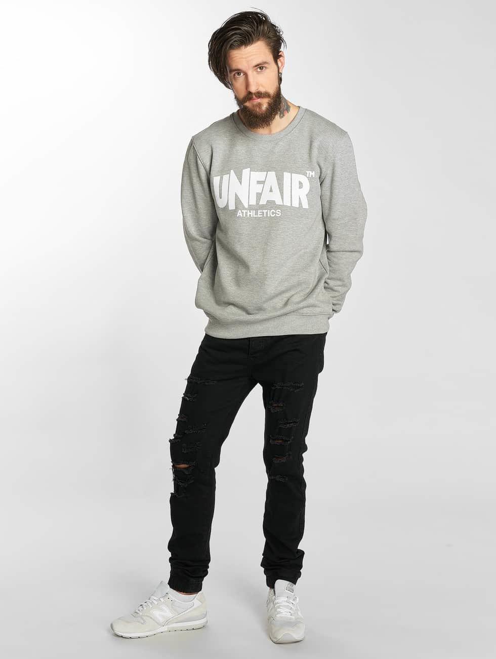 UNFAIR ATHLETICS Jumper Classic grey