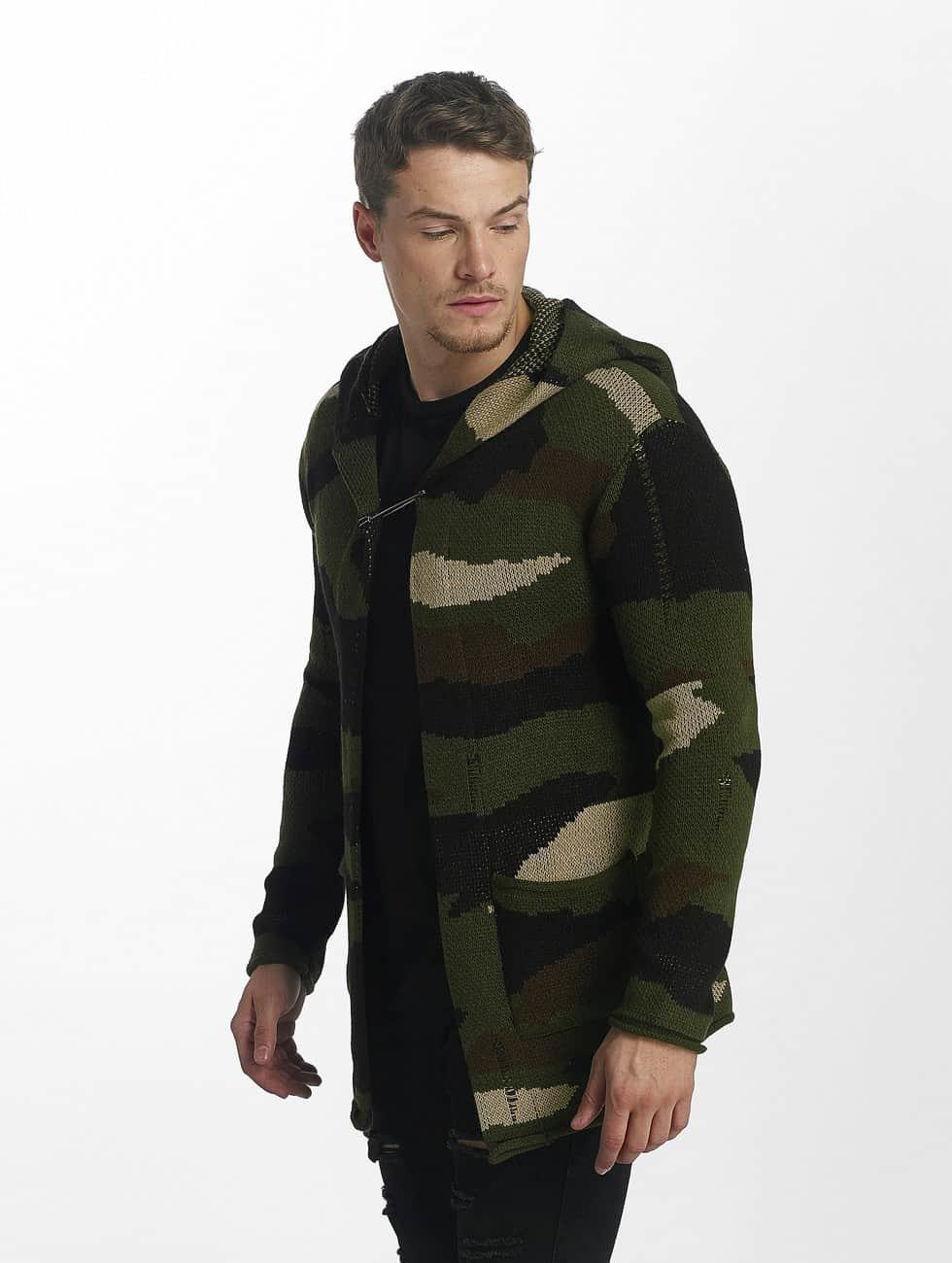Uniplay Neuleet Vest camouflage