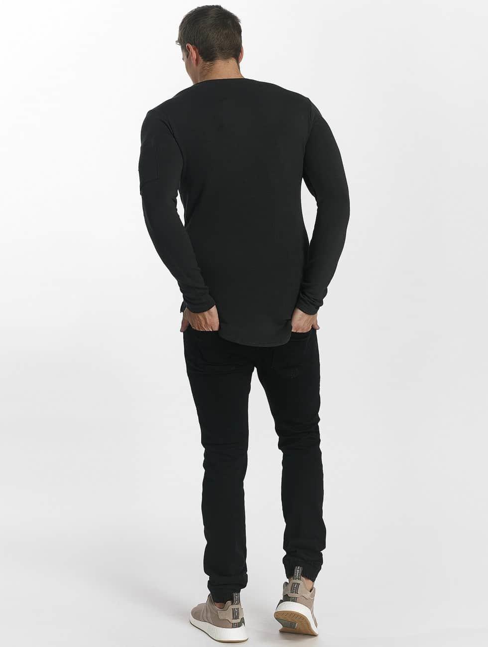 Uniplay Puserot Homme musta