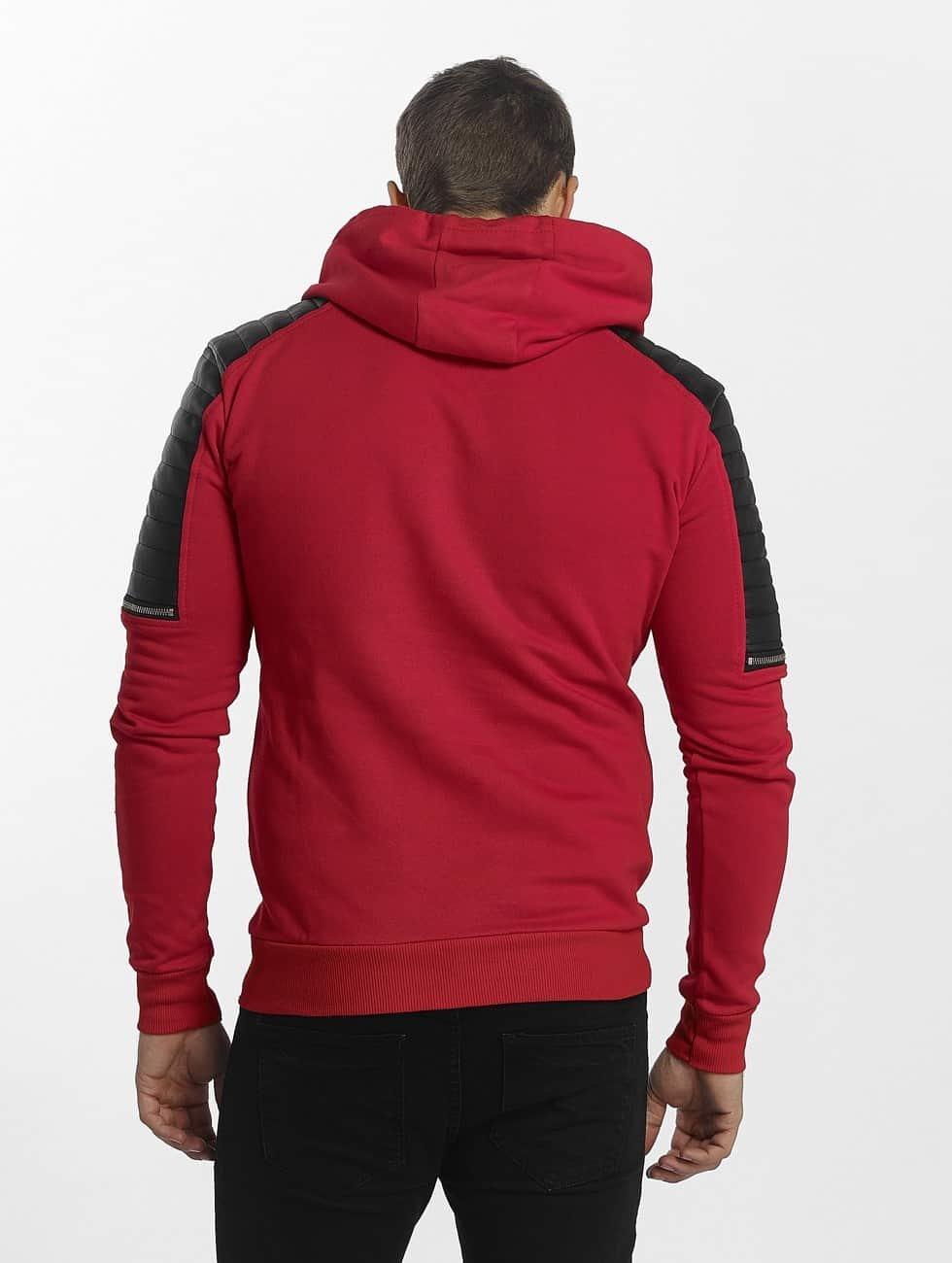 Uniplay Sudadera Biker rojo