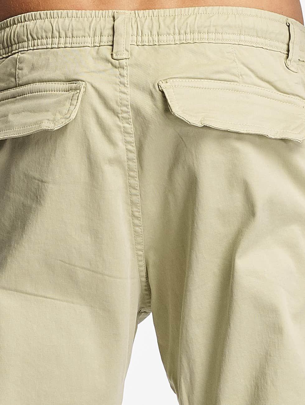 Urban Classics Pantalón deportivo Stretch beis