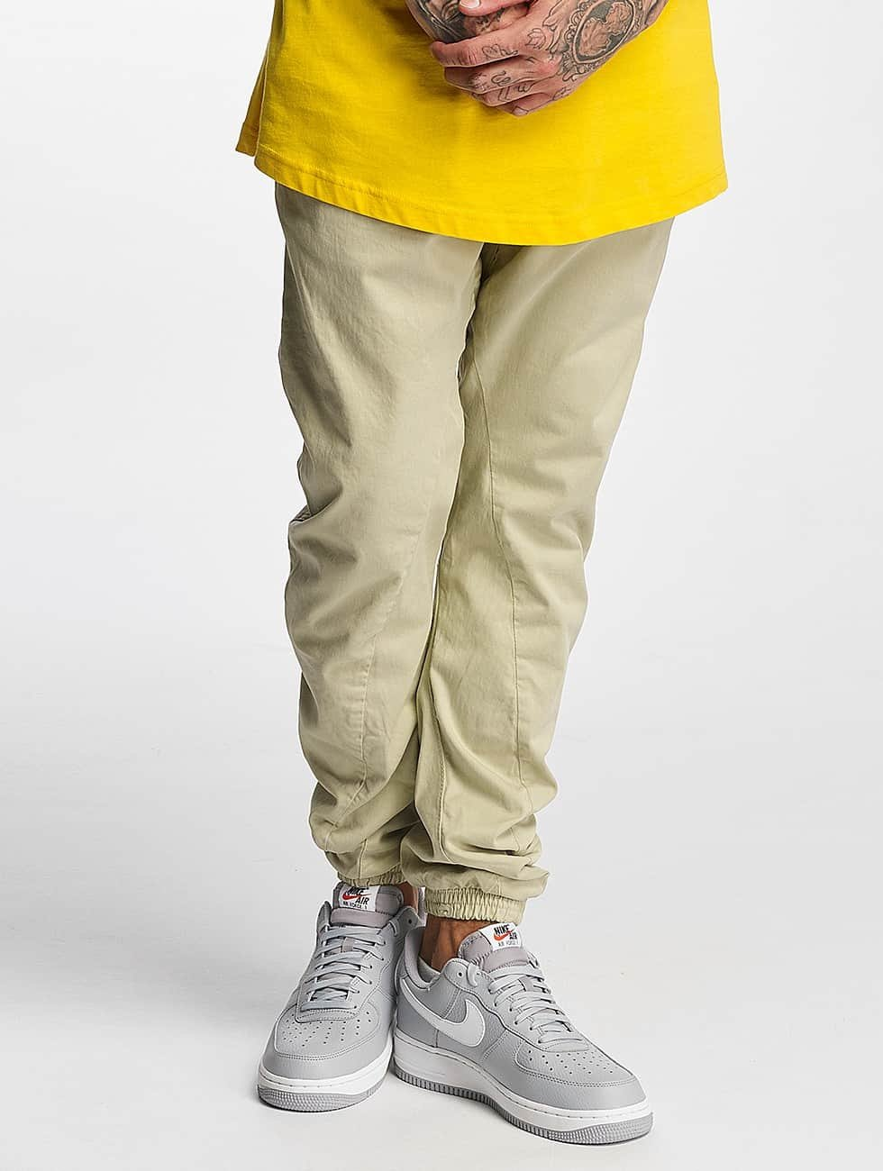 Urban Classics Sweat Pant Stretch beige