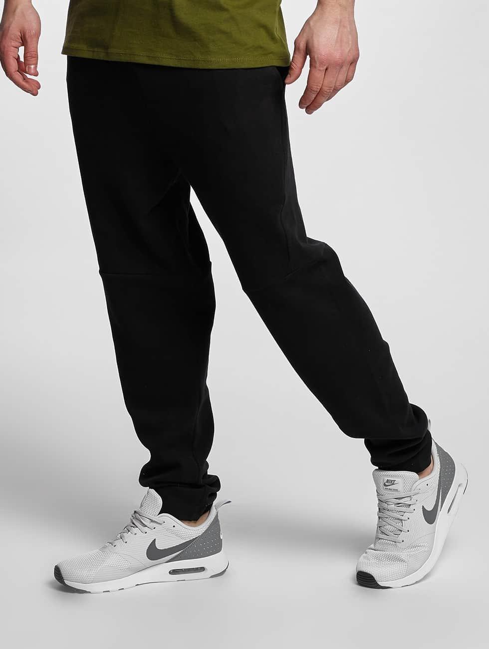 Urban Classics Sweat Pant Tapered Interlock black