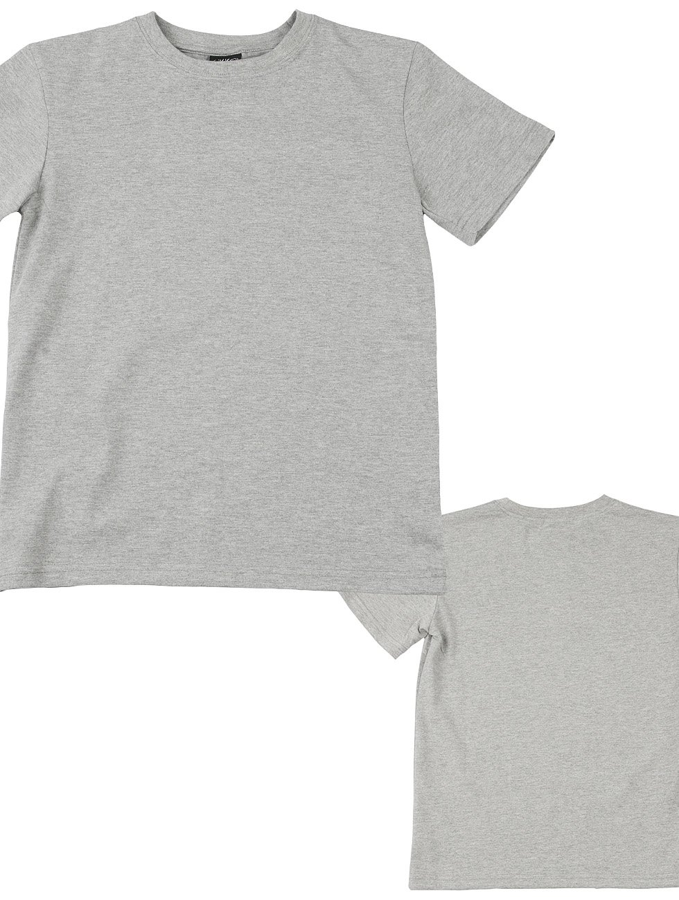 Urban Classics T-Shirt Kids Basic grau