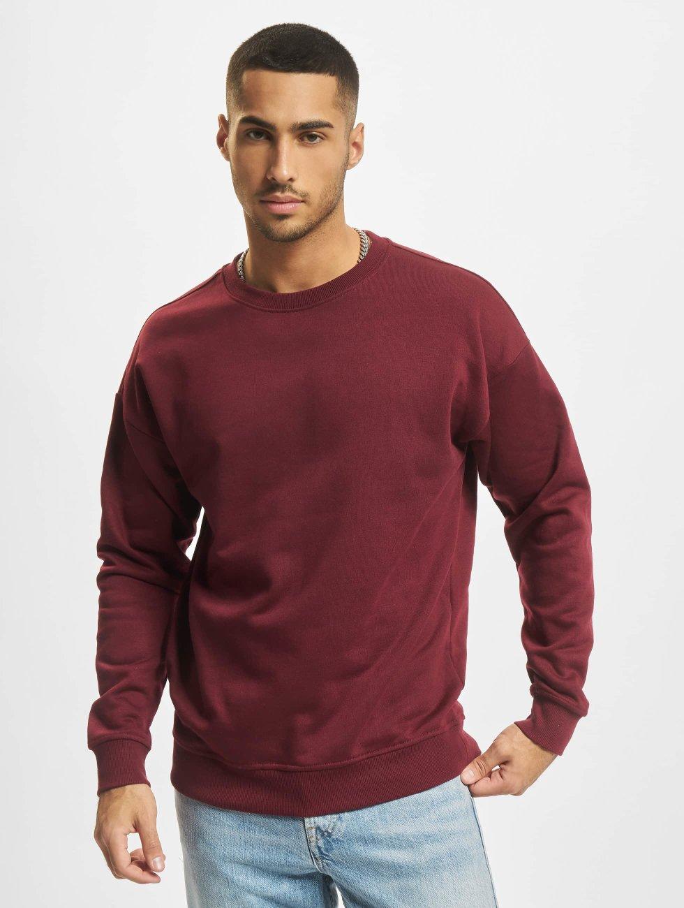 Urban Classics trui Camden rood