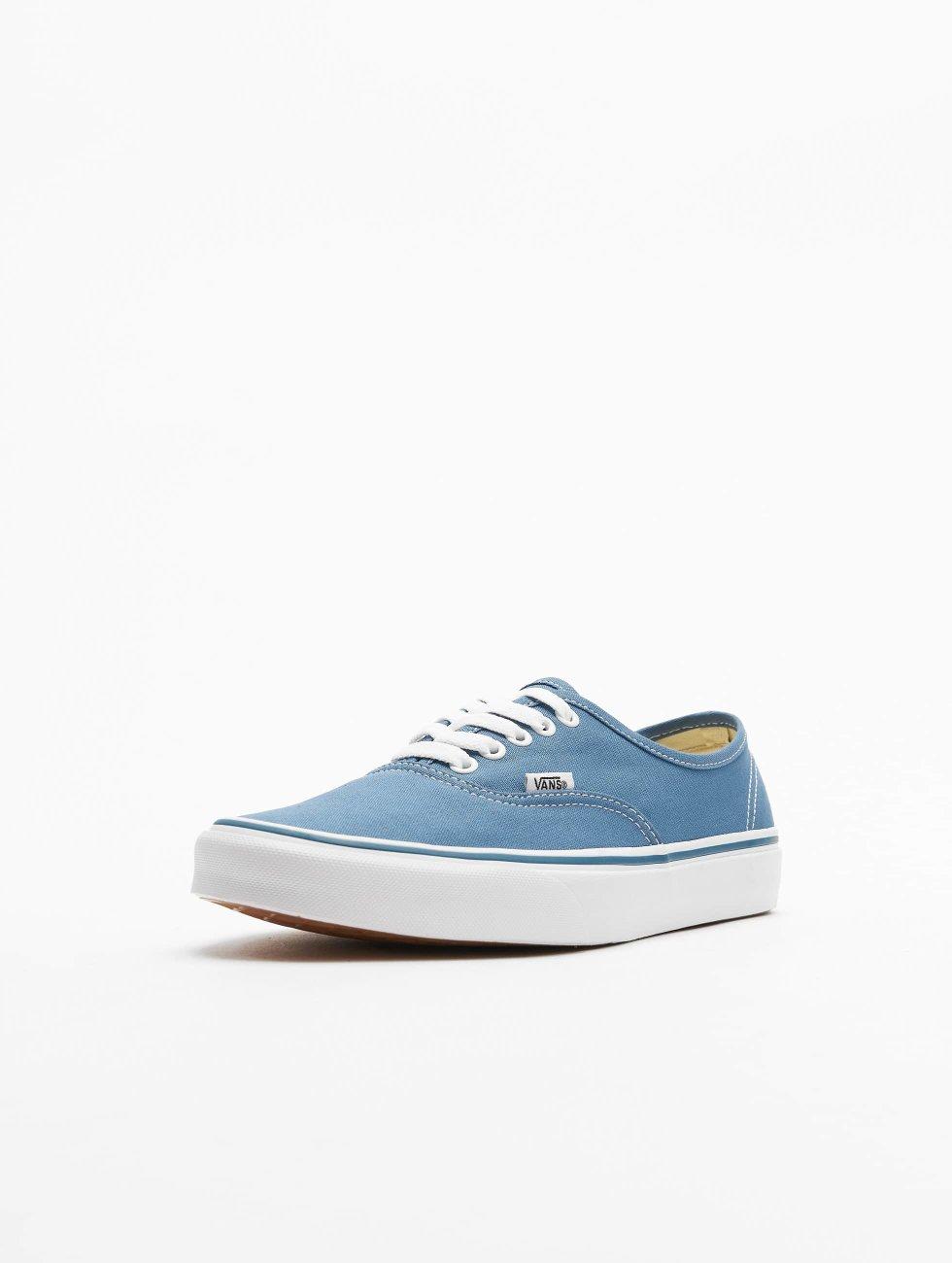 Vans Сникеры Authentic синий
