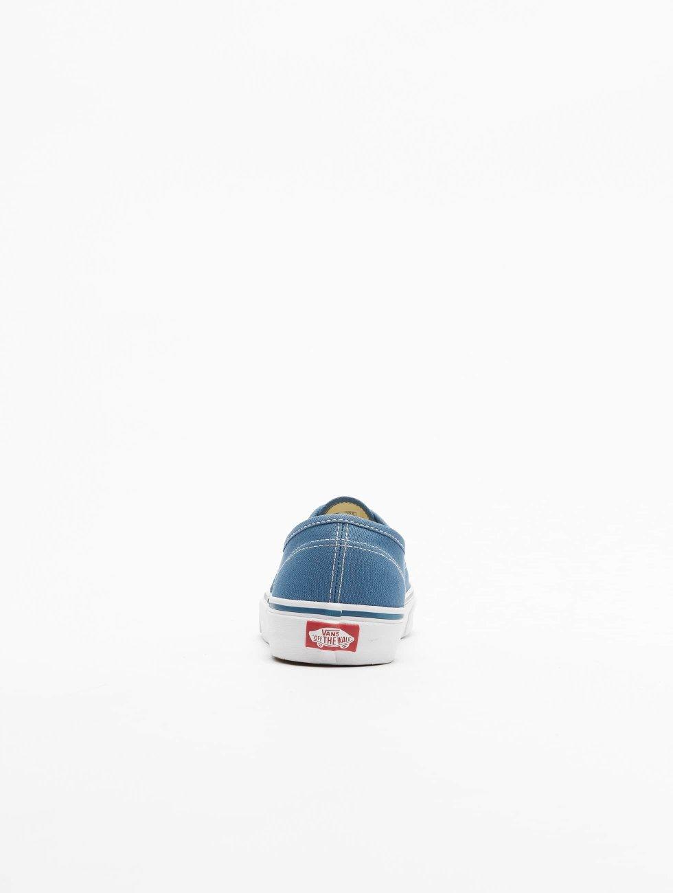 Vans sneaker Authentic blauw