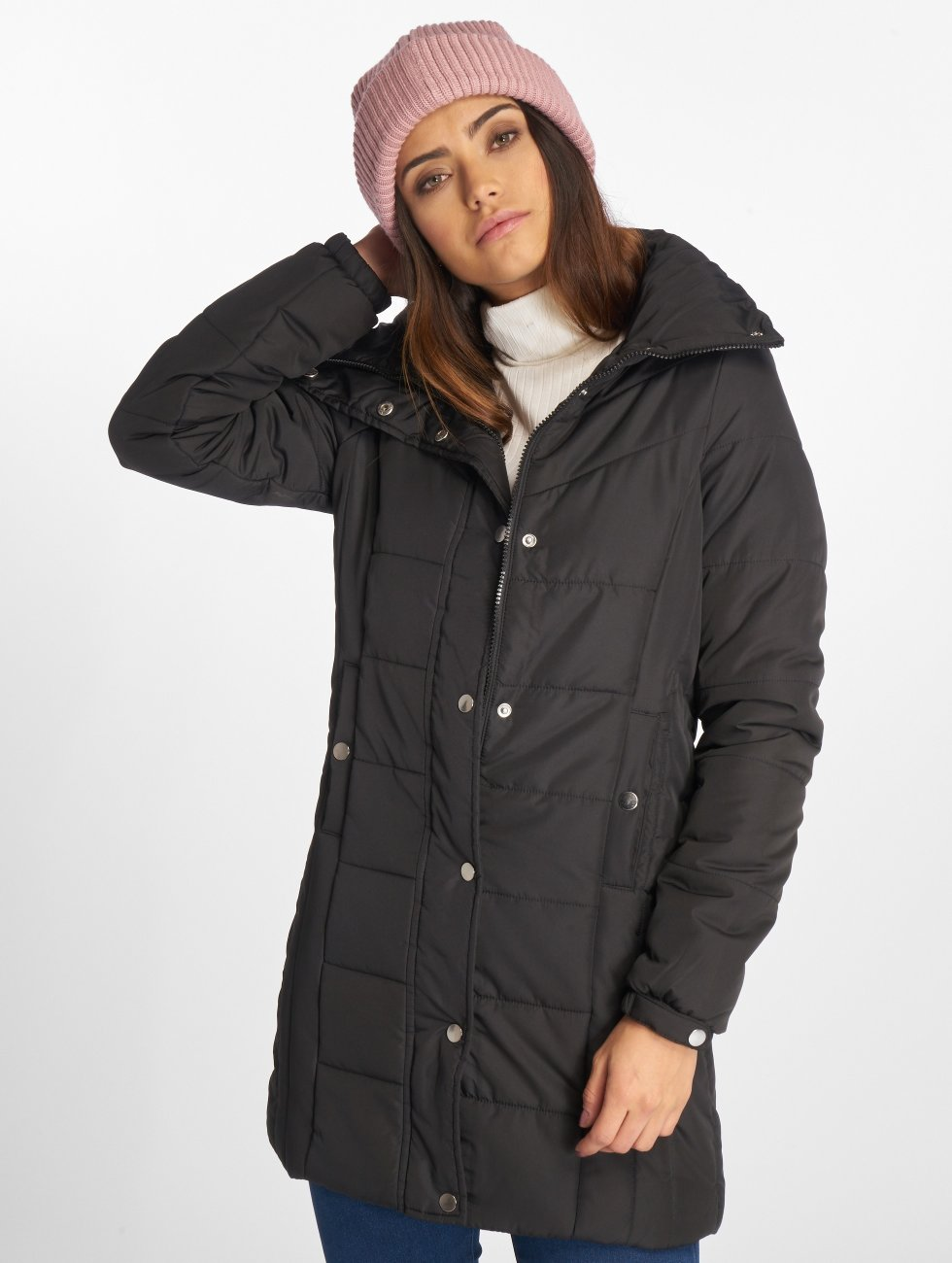 Vero Moda Пальто vmPapette черный