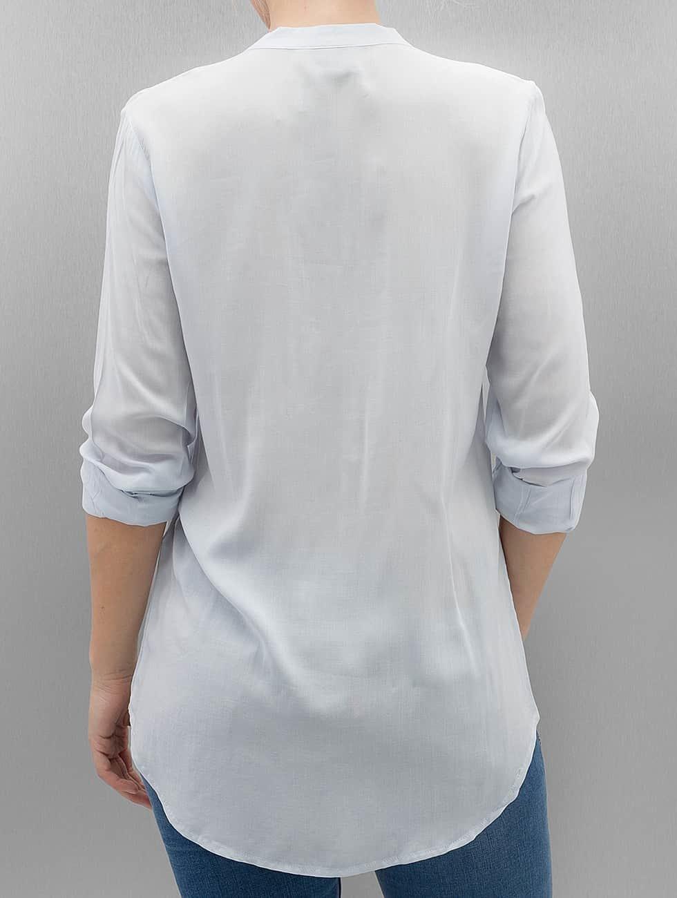 Vero Moda Bluse vmSunshine blau