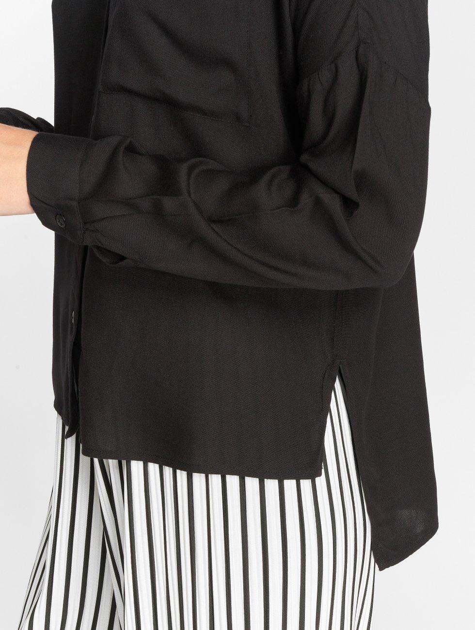 Vero Moda Bluse vmMerves schwarz