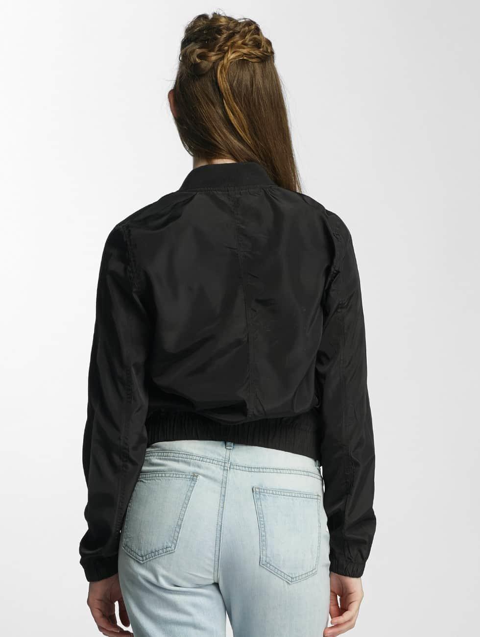 Vero Moda Bomberová bunda vmRose èierna