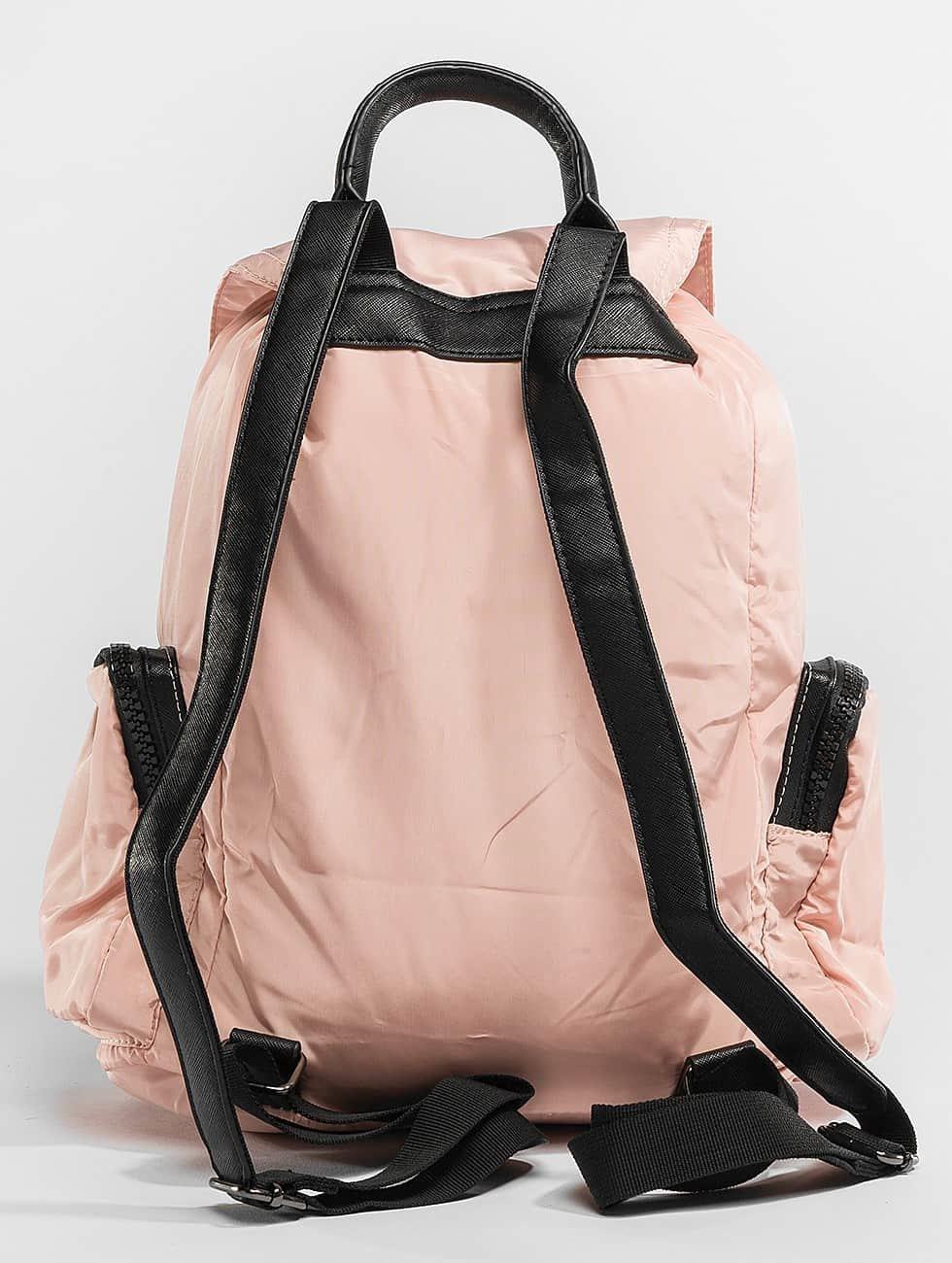 Vero Moda Plecaki vmBuba Nylon rózowy