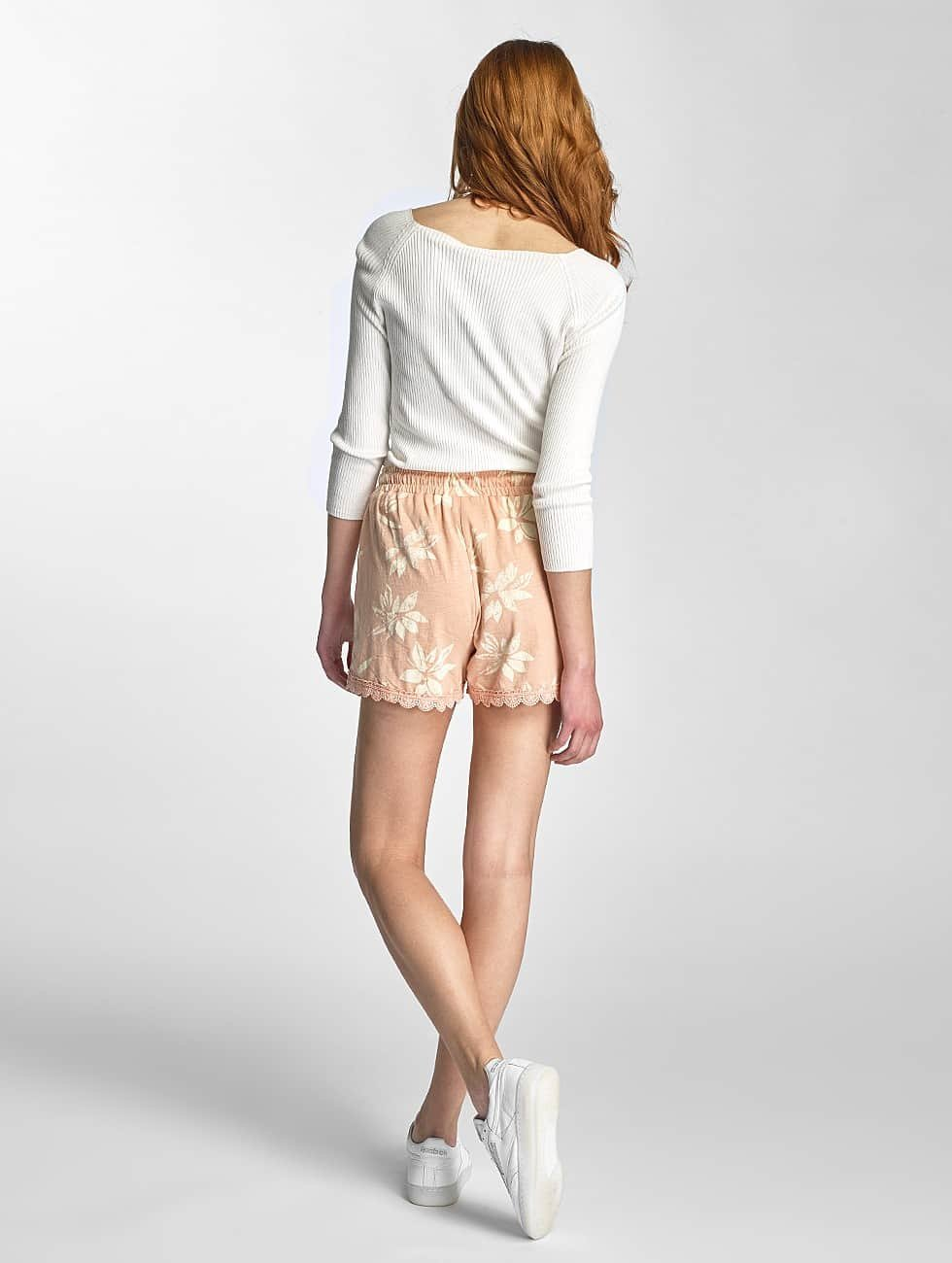 Vero Moda Pullover vmEmma 3/4 weiß