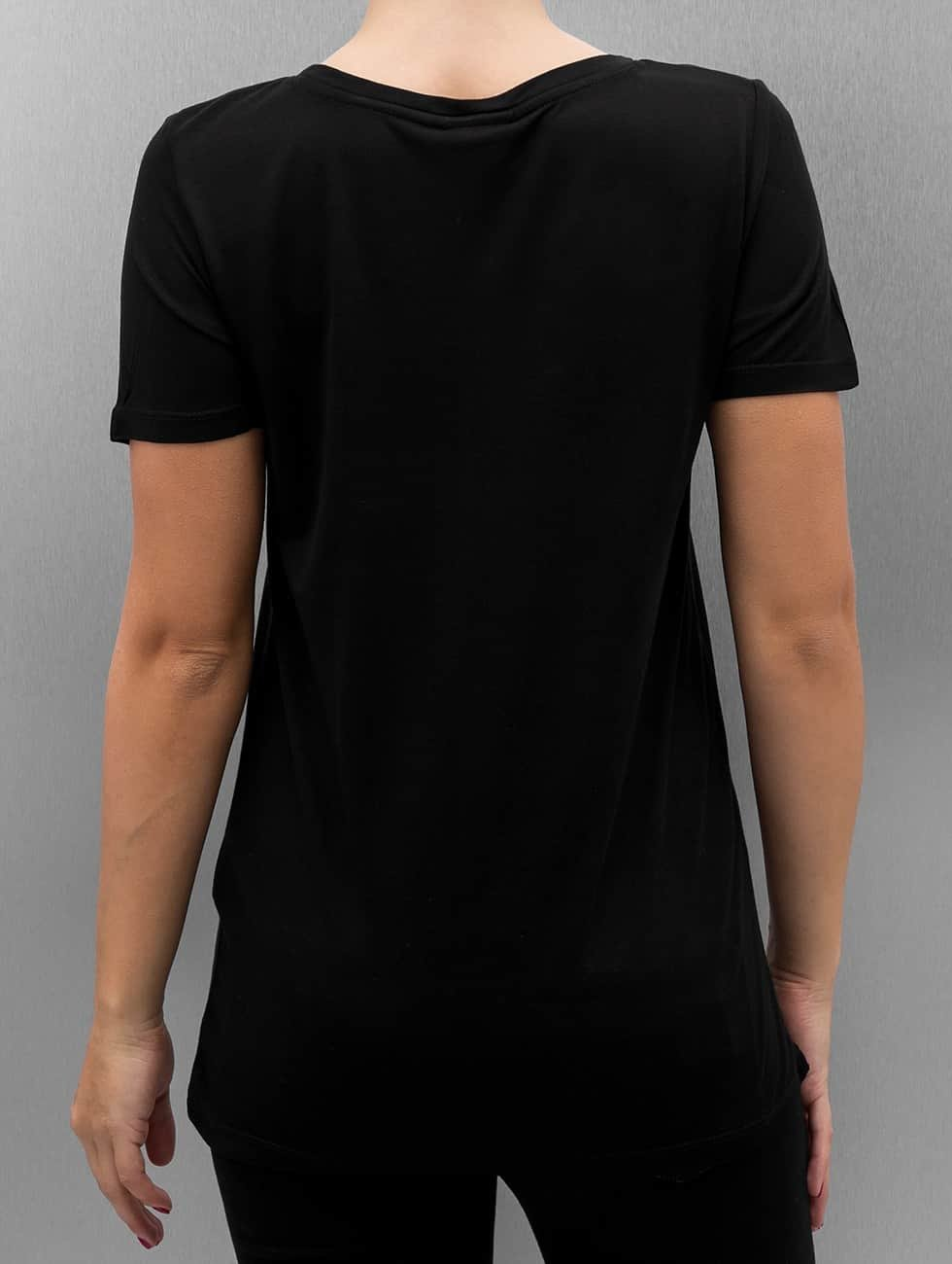 Vero Moda T-paidat VmChristmas Sequin musta