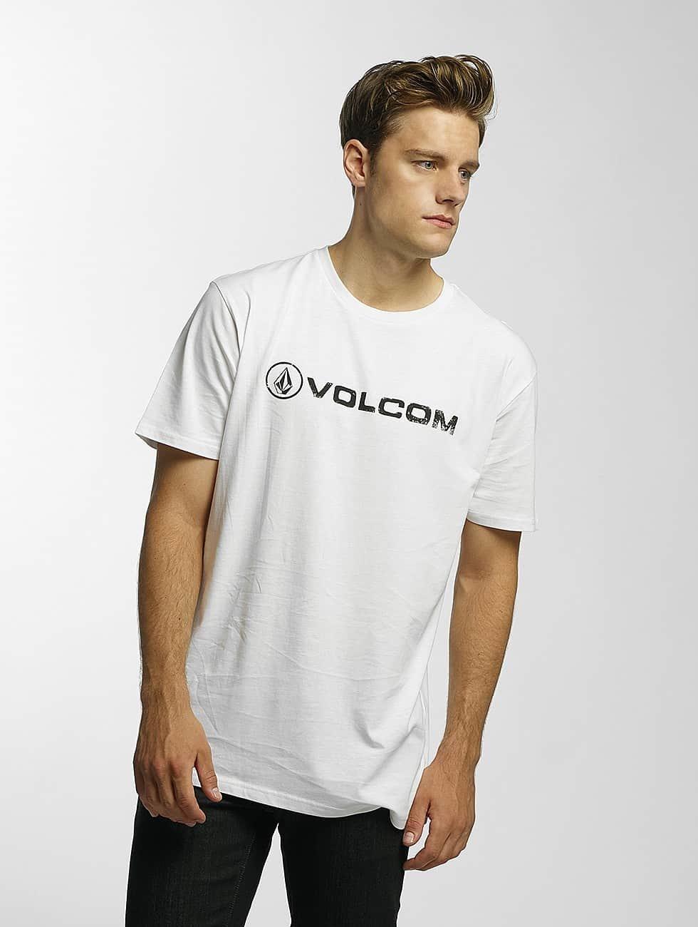 Volcom Футболка Line Euro Basic белый