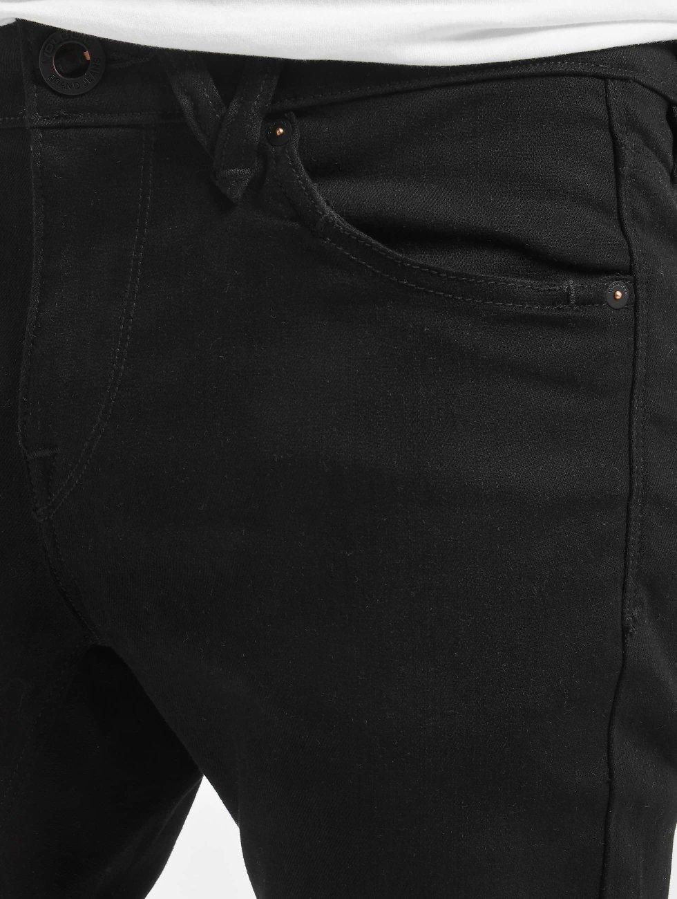 Volcom Skinny jeans 2x4 Denim zwart