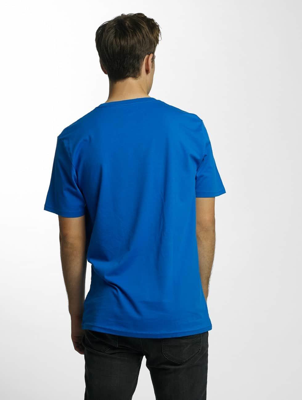 Volcom T-Shirt Line Euro Basic blue