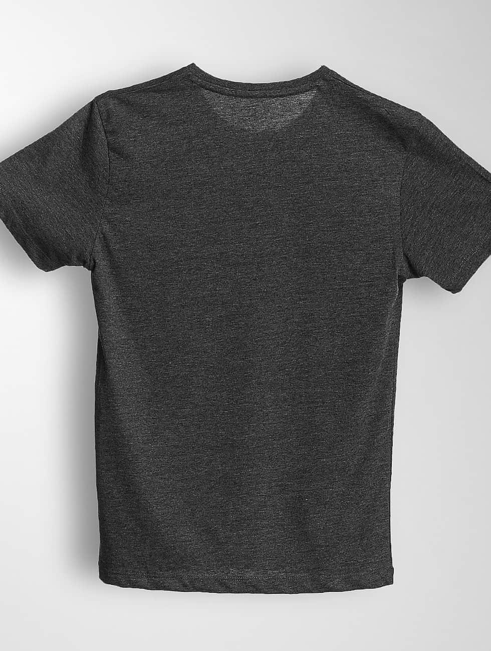 Volcom T-Shirty Concentric Hth czarny