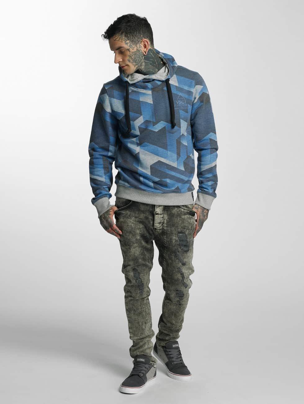 VSCT Clubwear Antifit Keanu Lowcrotch šedá