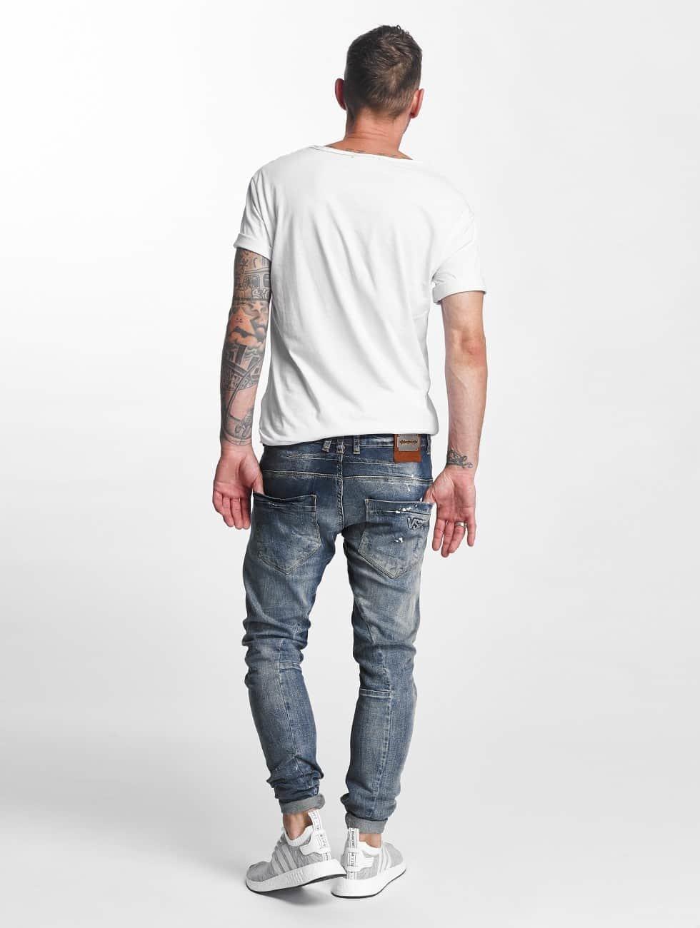 VSCT Clubwear Antifit Hank Twisted niebieski