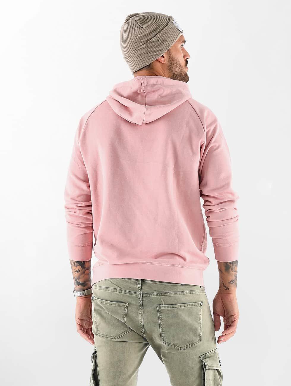VSCT Clubwear Hoody Clubwear Design Heart Logo rood